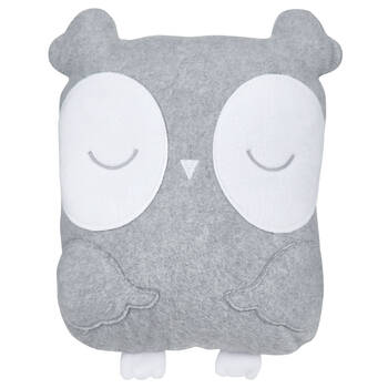 "Lou Owl Decorative Pillow 14"" X 11"""