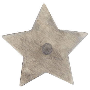 Wooden Star Hook
