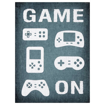 Game On Canvas