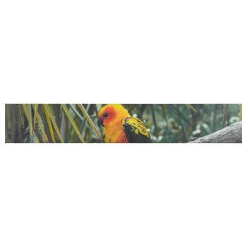 Lovebird Printed Canvas