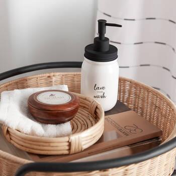 Distributeur de savon pot Mason