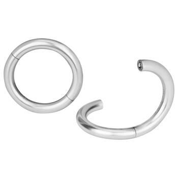 Set of 2 Magnetic Metal Holdbacks