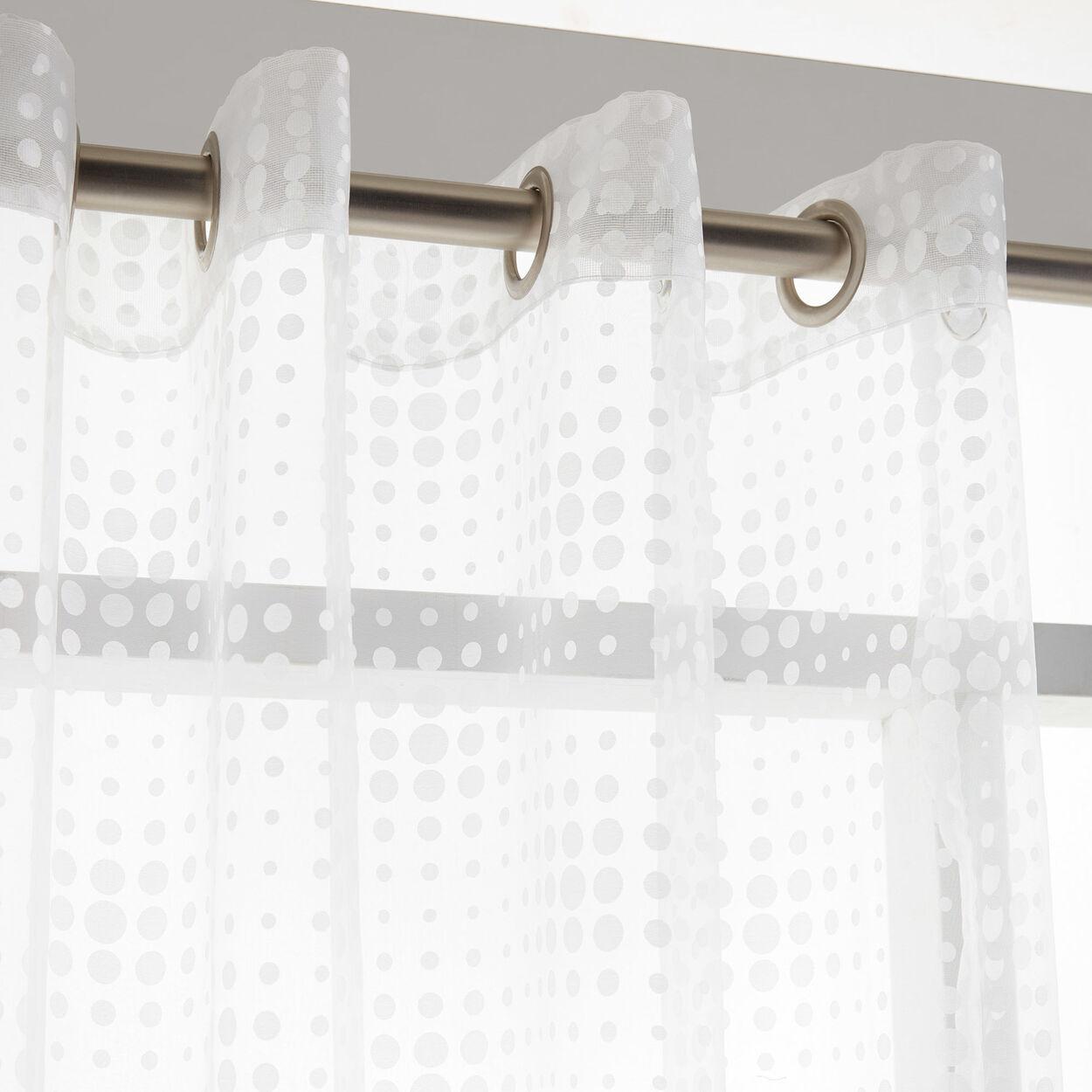 Polka Sheer Curtain