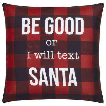 "SMS Decorative Pillow Cover 18"" X 18"""