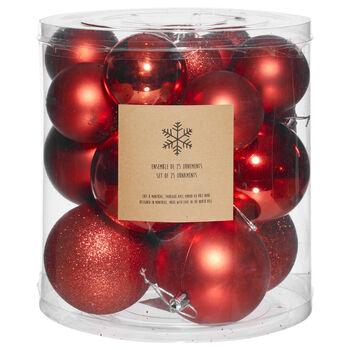 Set of 25 Ornaments