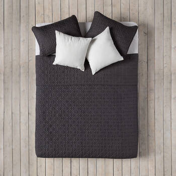 Isle Collection - 3-Piece Quilted Coverlet Set