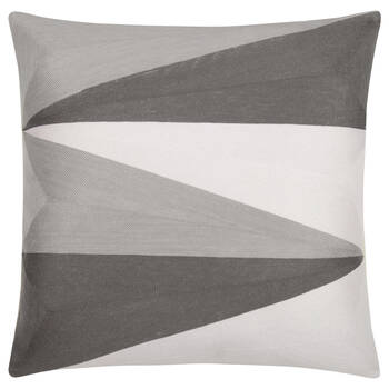"""Arden Embroidered Decorative Pillow 18"""" X 18"""""""