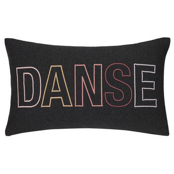 "Estela Danse Decorative Lumbar Pillow 13"" x 22"""