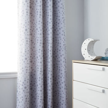 Ada Polka Dots Curtain