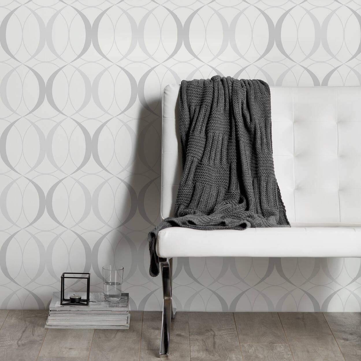 Circular Wallpaper - Double Roll