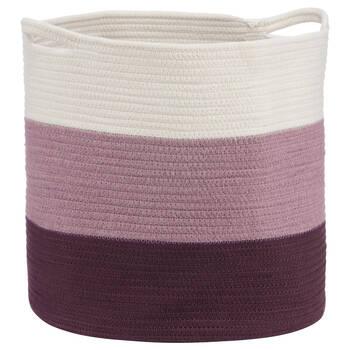 Three-Colour Storage Basket