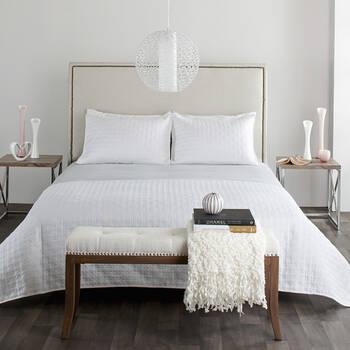 Collection Farris - Ensemble de couvre-lit matelassé 3 pièces
