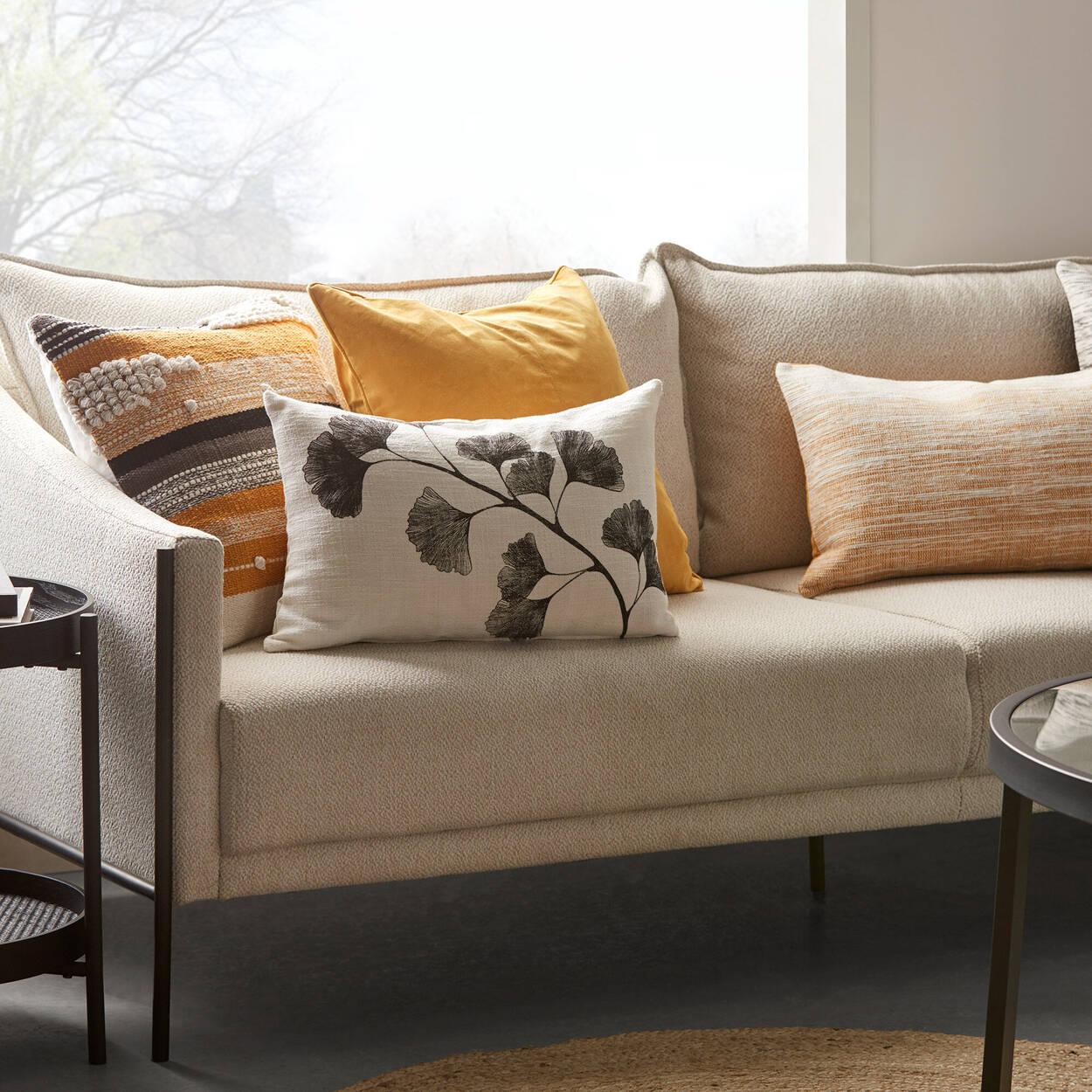"Dakin Jacquard Decorative Pillow 14"" x 24"""