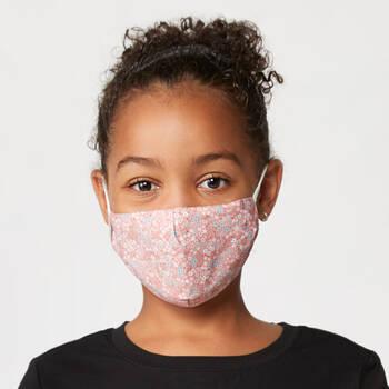 Masque junior réutilisable + ajustable