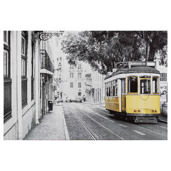 Tramway Printed Canvas