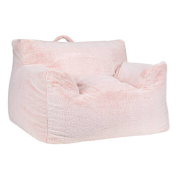 Kids Furry Lounge Chair
