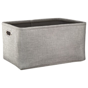 Large Storage Basket with Handles