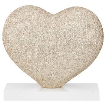 Coeur brillant décoratif