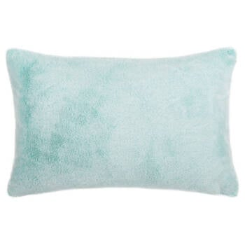 "Plush Decorative Lumbar Pillow 13"" x 20"""