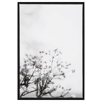 Cheery Blossom Printed Framed Art