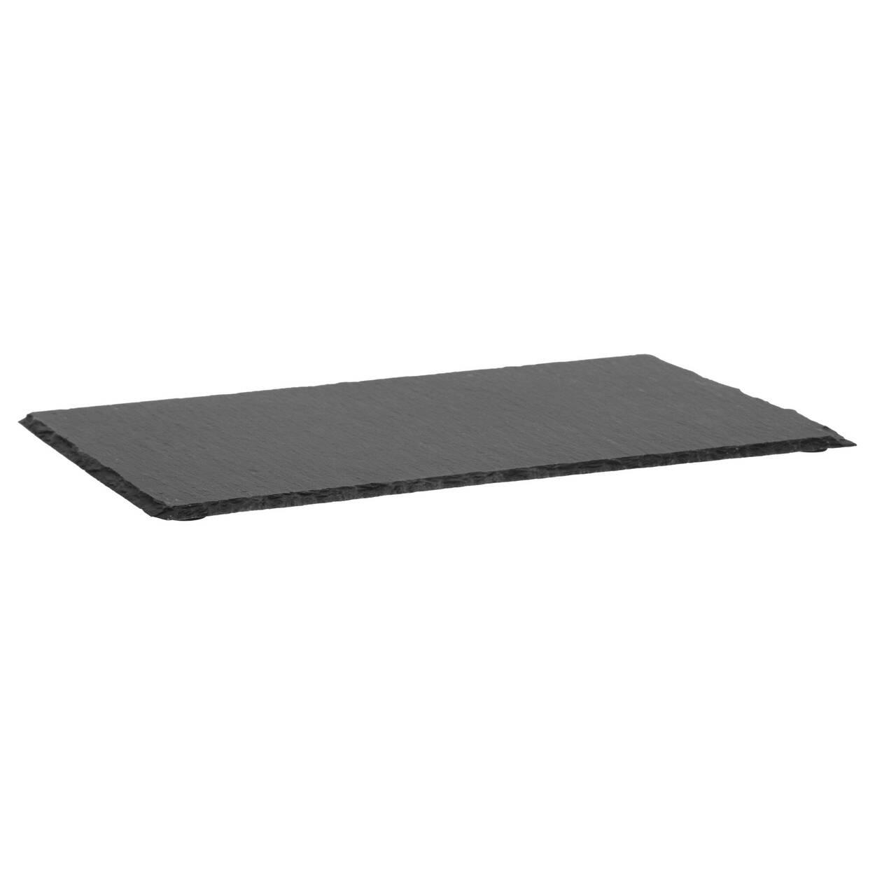 Slate Serving Plate 20 cm X 30 cm