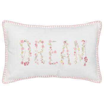 """Dream Decorative Lumbar Pillow 10"""" X 16"""""""