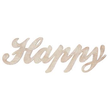 Happy Hanging Decorative Word