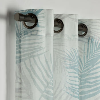 Jamina Botanical Sheer Curtain