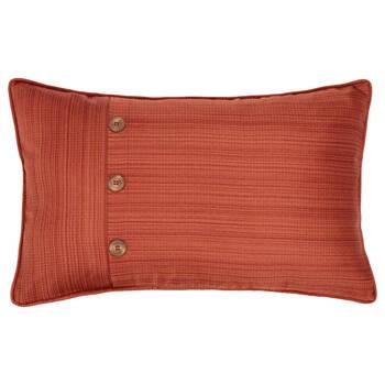 """Huri Decorative Lumbar Pillow 13"""" X 20"""""""