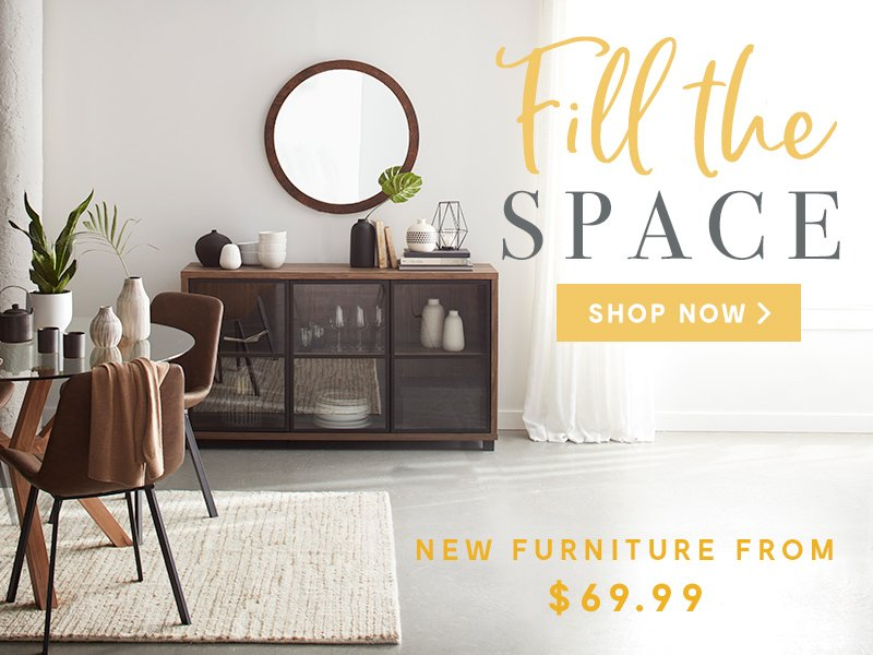 Refresh Your Home For Less Shop Stylish Decor Furniture
